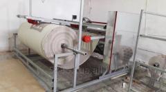 Линия для производства рулончиков туалетной бумаги