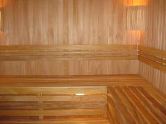 Сауны деревянные