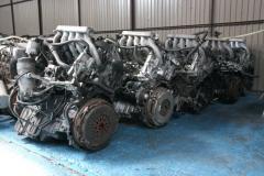Двигатель Sprinter TDI 2,9 в сборе