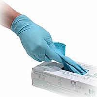 Перчатки нитриловые смотровые Medicare без пудры