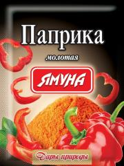 Paprika (pepper red sweet ground)