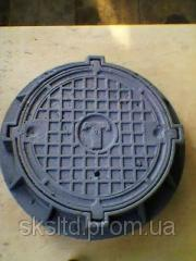 Hatch cover pig-iron