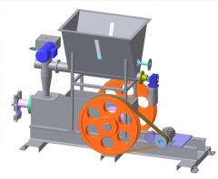 The press for production saws