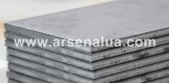 Anodes of cadmium of 600*200*10 mm of import