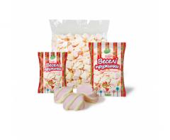 Marshmallow Fun spring with strawberry taste
