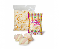 Marshmallow forest tale with apricot taste