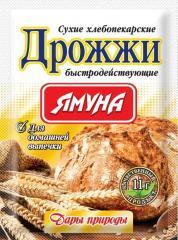 Yeast dry hlebopekarsky