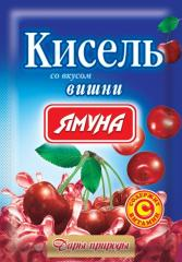 Kissel with taste of Cherry