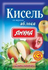 Kissel with taste of Apple