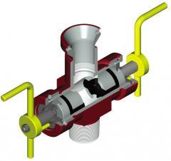Preventer small-size rod PMSh3-62H21