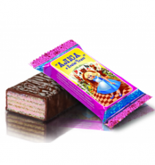 Candy wafer Alice in Wonderland