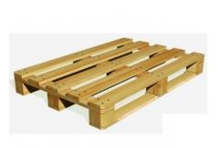 Box pallets wooden