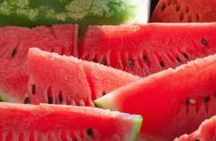 Water-melon tasty from the Ukrainian producer.