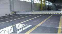Линии резки стекла. оборудование для обработки