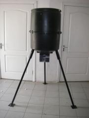 Automatic feeder of electronic 60 kg
