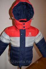 Детские куртки оптом и в розницу