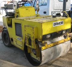 Compaction rollers, FW: BOMAG BW110A