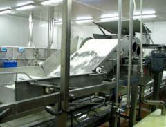 Линия для производства мягких и полумягких сыров