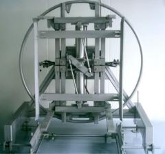 Машина для опрокидывания блок-форм (Производс