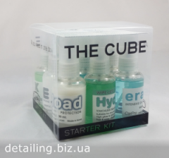 Cquartz Cube набор продуктов CarPro