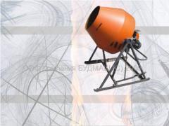 BS-250 concrete mixers