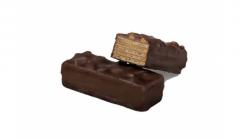 Chocolate waffles Lesovičok
