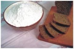 Rye flour wholesale