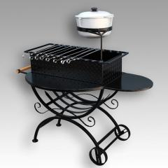 Brazier of M 2 to order