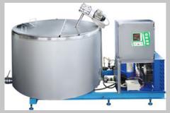 Ванны для охлаждения и хранения молока