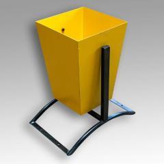 Garbage ballot box street UV 5