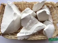 Мел Сумской натуральная кусковой, пакет (1 кг)