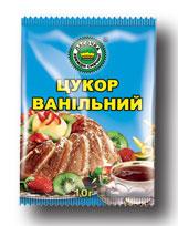 Vanilla sugar of 10 g