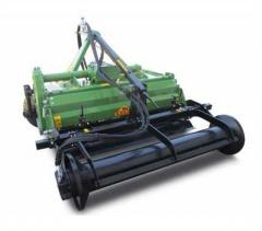 ARES/BF: horizontally milling cultivator