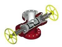 Preventer small-size pipe PMT1 series