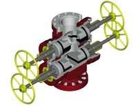 Preventer small-size pipe PMT2 series
