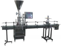 The automatic doser for liquid and pasty products