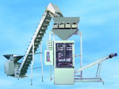 Автомат для фасовки сыпучих не пылящих продуктов с