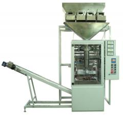 The automatic machine for packing of the loose not