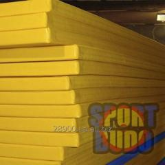 Tatami mats for judo, aikido and other types of