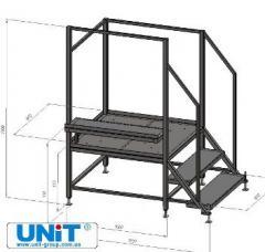 Площадка для подрезки шкуры UNIT