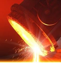 El hierro moldeado
