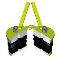 Герметизатор кабельный разъемный ГКР1