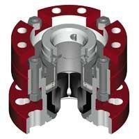 Sealer estuarial rotor GUR1-80h10