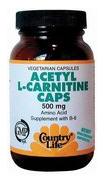 Acetyl L-Carnitine 60 капс