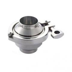 Clamp S/S DN100 AISI 304 backpressure valve