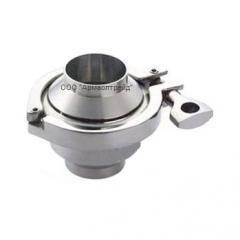Обратный клапан Clamp S/S DN65 AISI 304