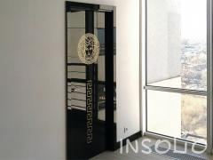 Glossy interroom doors (color can be a