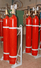 Modules - the MGP-2-80 Gas extinguishing