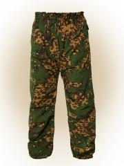 Trousers camouflage the Guerrilla, Trousers of a
