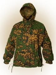 Jacket camouflage the Guerrilla, Suits protective,